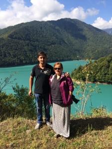 Jvari Reservoir