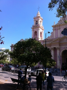 Salta:  Cathedral