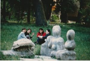 Bishkek Statues