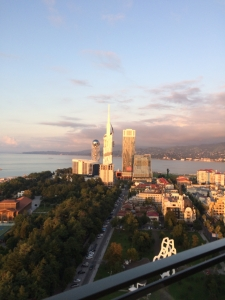 Space-age Batumi
