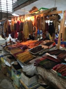 Churchkela in Kutaisi Market