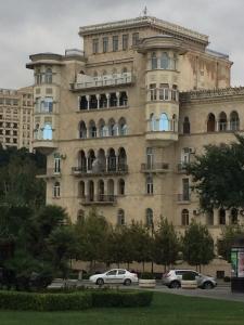 Central Baku