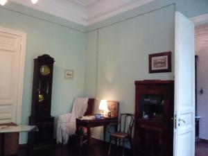 Akhmatova's room