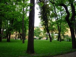 Sheremetev courtyard